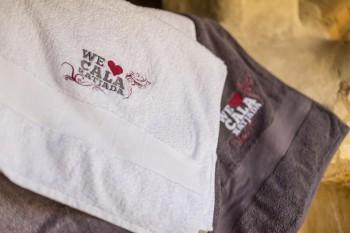 Strand- und Sauna-Handtuch Cala Ratjada