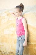 Girls' Long Length Vest Cala Ratjada